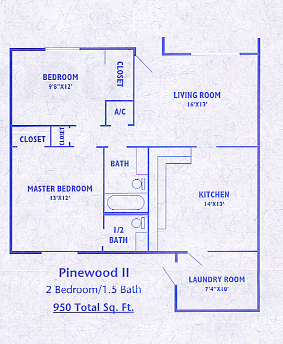 Pinewood Village Apartments: Pinewood Apartments In Gainesville
